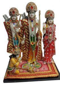Paras Magic Ram Darbar (14.25X10X17 inch)