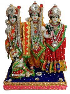 Paras Magic Ram Darbar (9x5.5x11.5 inch)