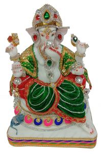 Paras Magic Ganesh Ji (8.25X5.5X12 inch)