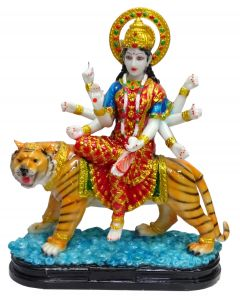 "Paras Magic Durga Mata Idol (14.5X6.5X17.5"")"