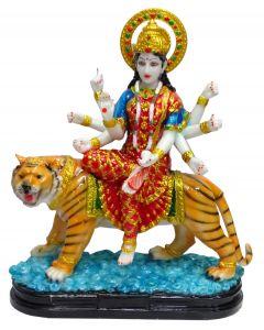 """Paras Magic Durga Mata Idol (14.5X6.5X17.5"""")"""