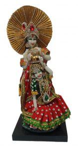 Paras Magic Radha Krishna Ji (4x4.5x10  inch)
