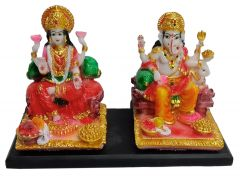 Paras Magic Laxmi Ganesh Ji(10x4.75x6.75 inch)