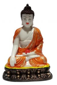 Paras Magic Buddha Showpiece (5x3.5x7 inch)