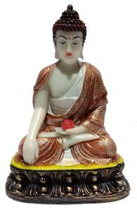 Paras Magic Buddha Showpiece4 (5x3.5x7 inch)