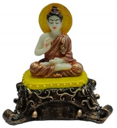 Paras Magic Buddha Showpiece6 (5x3.5x5 inch)