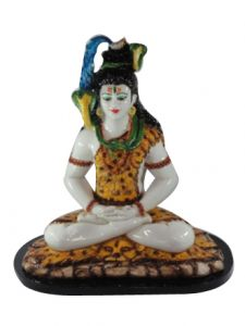 """Paras Magic Shiv in Dhyan Posture(11.5X9.5X15.75"""")"""