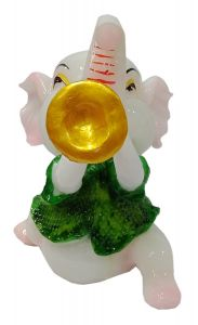 Paras Magic Trumpet Elephant (6x7x8 inch)