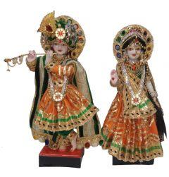 Paras Magic Radha Krishna 01(3.5x7x14.5)