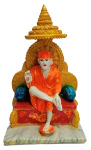 Paras Magic Sai Baba (7.5x4.5x12 inch)