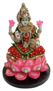 Paras Magic Lakshmi Ji (8.5x8.5x11 inch)