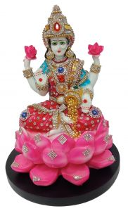 Paras Magic Lakshmi Idol (8X8X11.5 inch)