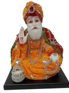 Paras Magic Guru Nanak Ji (8x8x9 inch)