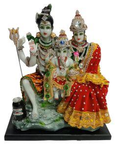 Paras Magic Shiv Parivar (10.25X5.25X12.5 inch)