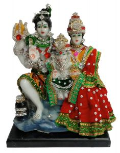 Paras Magic Shiv Parivar (6.75X4.50X8 inch)
