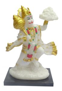 "Paras Magic Hanuman Idol(8X6X12"")"