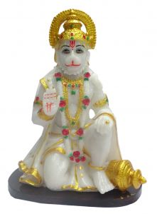 "Paras Magic Hanuman Idol(10X6X13.5"")"