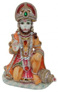 Paras Magic Hanuman Idol 1 (10X6X13.5 inches)