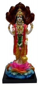 "Paras Magic Vishnu Idol(5.5X5.5X13"")"