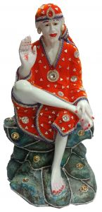 Paras Magic Sai Baba Ji (13.25X11.5X23.75 inch)