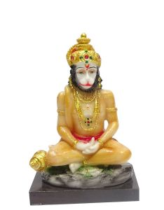 "Paras Magic Hanuman Ji Idol(5.25X3.5X7"")"
