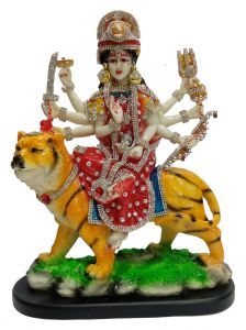 Paras Magic Durga Mata (10X5.25X12.25 inch)