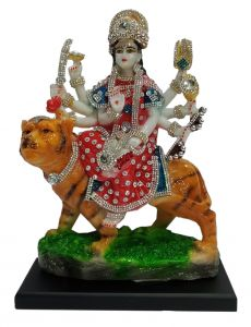 Paras Magic Durga Mata  (9X5X11 inch)