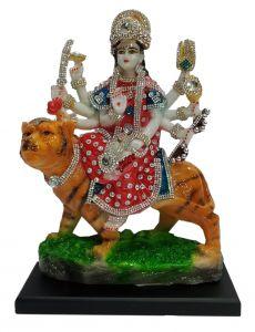 Paras Magic Durga Mata  (9X5X11 inch)