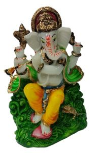 Paras Magic Rainbow Ganesh Ji (6X4X8 inch)