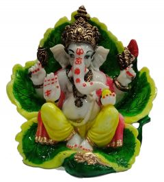 Paras Magic Patta Ganesh Ji (4.75X4.5X6.75 inch)