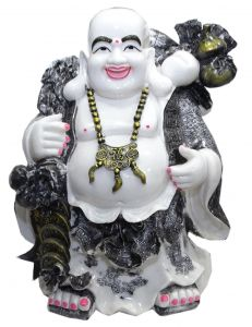 """Paras Magic Potli Happy Man Statue (13.5X10X21"""")"""