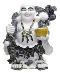 """Paras Magic Potli Happy Man Statue (13X9X15"""")"""