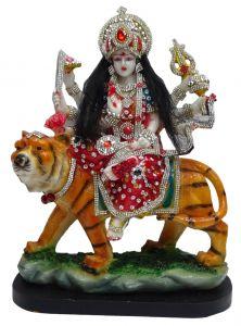 """Paras Magic Durga Mata Idol (10X5X12.5"""")"""