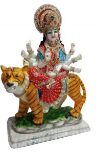 Paras Magic Durga ji (18.5X11.5X26 inch)