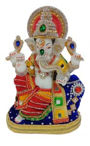 Paras Magic Ganesh Ji (7.5X5.25X10.25 inch)