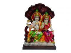 """Paras Magic Lord Vishnu and Mahalakshmi(9X4.25X12.5"""")"""