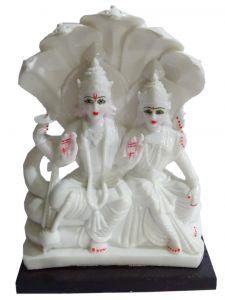 """Paras Magic Vishnu Lakshmi Idol(9x4.3x12.5"""")"""