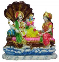 Paras Magic Lakshmi Vishnu Ji (9.5x5.5x10.5 inch)