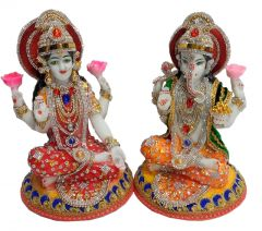 Paras Magic Laxmi Ganesh JI (7X7X12 inch)2