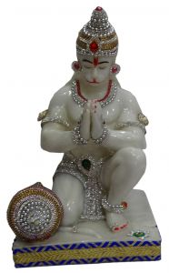 "Paras Magic Lord Hanuman Idol (9X9X15"")"