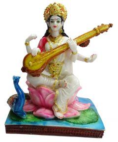 """Paras Magic Saraswati JI (13X11X17.25"""")"""