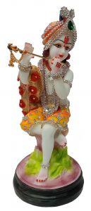 Paras Magic Krishna Idol Statue2 (5X5X12 inches)