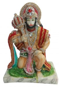 Paras Magic Hanuman ji (5.5X3.25X7.5 inch)