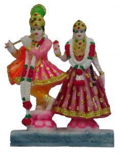 Paras Magic Standing Radha Krishna Ji (7.5X4.25X10.25 inch)