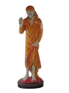 Paras Magic Standing Sai Baba (6.25x4x18 in inch)
