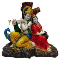"Paras Magic New Radha Krishan ji(19.75x9.75x16"")"