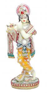 """Paras Magic Krishna Idol(4.75X3.25X11"""")"""