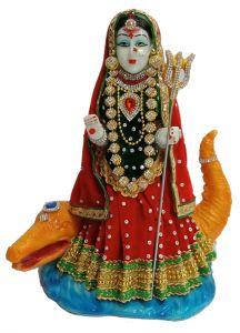 Paras Magic Khodiyar Mata (8.75x6x11 inch)