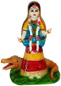 Paras Magic Khodiyar Mata (12.5x8x14.5 inch)