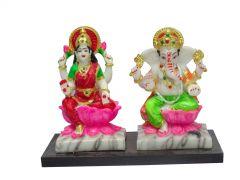 "Paras Magic Lakshmi Ganesha Ji(10.75X4.75X8"")"